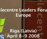 Telecentre Europe Summit 2008