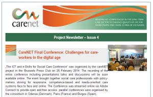 carenet newsletter issue 4