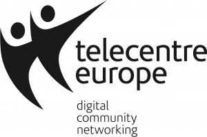 TE logo+tagline bw