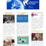 Telecentre Europe Newsletter July 2014