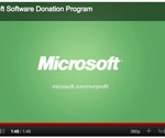 Microsoft expands sofware donations to more nonprofits