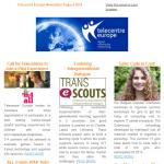 Telecentre Europe Newsletter August 2014