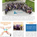 Telecentre Europe Newsletter September 2014