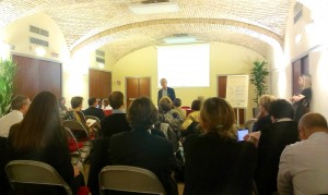 Local coalitions workshop in Rome