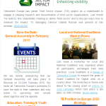 Telecentre Europe Newsletter October 2014