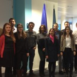 I-LINC project partners in Brussels early this January