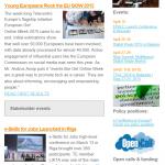 Telecentre Europe Newsletter April 2015