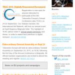 Telecentre Europe Newsletter July 2015