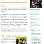 Telecentre Europe Newsletter August 2015