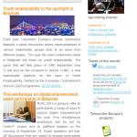 Telecentre Europe Newsletter September 2015