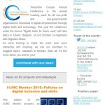 Telecentre Europe May 2016 newsletter